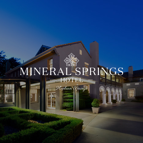 Peppers Mineral Springs Hotel