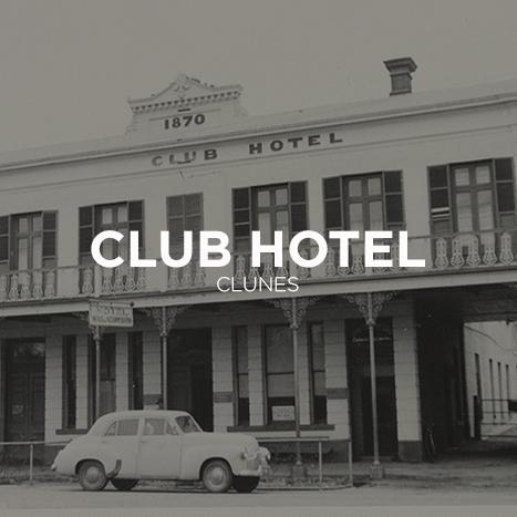 CLUB HOTEL CLUNES