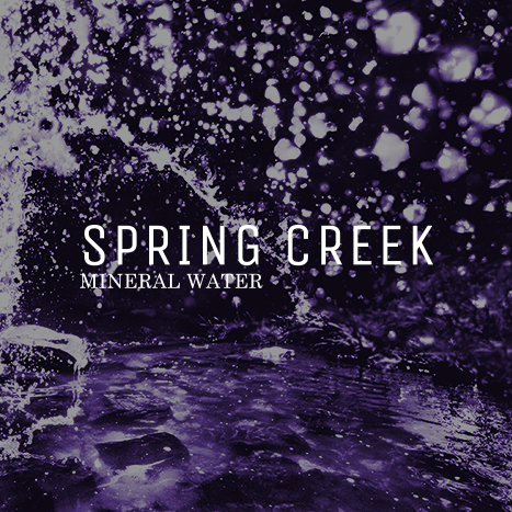 Spring Creek Mineral Water